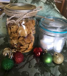 Kate Hall DIY gifts