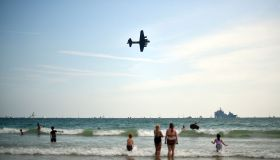 First Day Of The Bournemouth Air Show