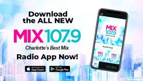 WLNK Mix 107.9 Charlotte Mobile App