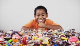 Kid and Candy