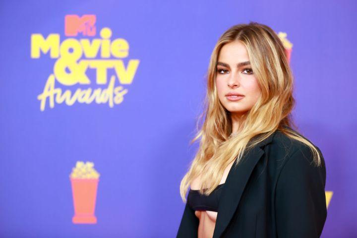 Addison Rae- 2021 MTV Movie & TV Awards