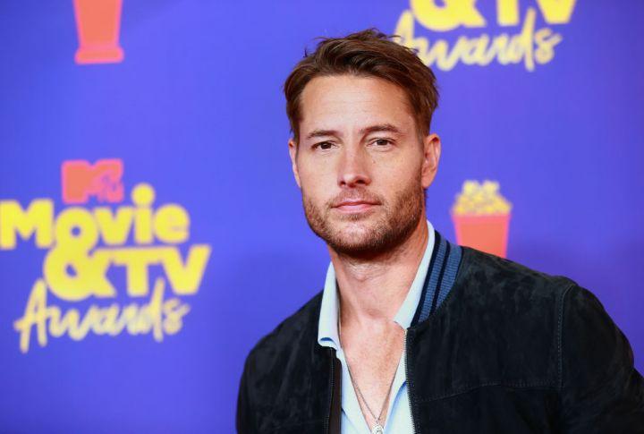 Justin Hartley- 2021 MTV Movie & TV Awards