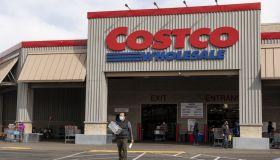 Inside A Costco Wholesale Location Ahead Of Earnings Figures