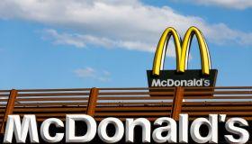 McDonald's Restaurant In Krakow