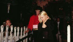 Madonna And Michael