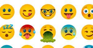 Emoticon Icon Set