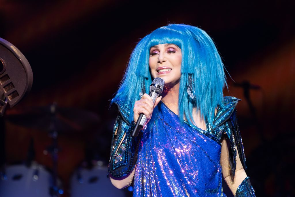 Cher performs at First Direct Arena, Leeds 30.10.19
