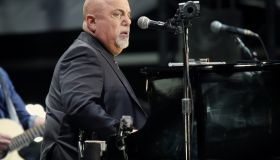 Billy Joel Performing at Manchester Old Trafford