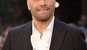 John Travolta on the red carpet during Rome Cinema Fest 2019 in Rome, Italy
