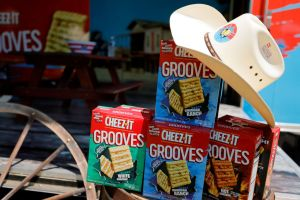 Cheez-It Grooves Spring Break In-A-Box