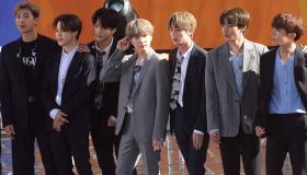 BTS perform at GMA in NYC