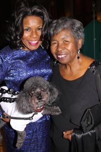 Ramona Holloway and Mother Wheezy