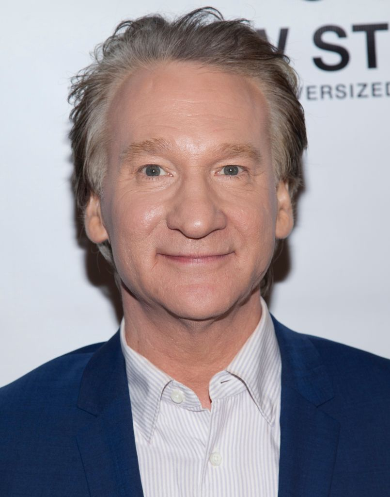 USA - DuJour Magazine Event Celebrating Bill Maher And 12 Seasons Of Real Time With Bill Maher In New York
