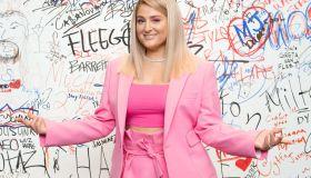 Meghan Trainor Visits Music Choice