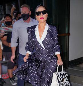 Celebrity Sightings In New York City - July 31, 2021