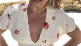 Britney Spears on social media