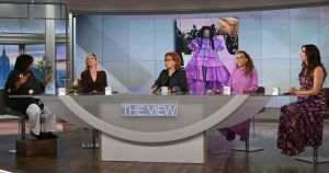 """ABC's """"The View"""" - Season 25"""