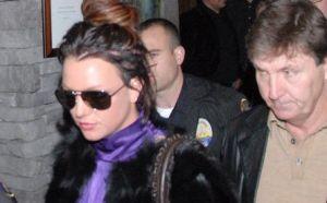 Beverly Hills Candids: February 23, 2008