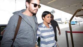 Celebrity Sightings In Los Angeles - March 11, 2014